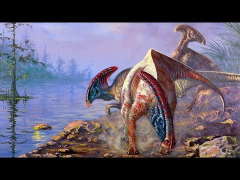 Real Parasaurolophus Calls : Real Dinosaur Sounds