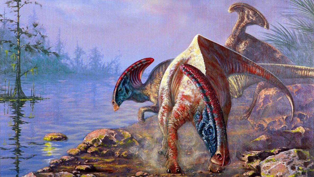 Real Parasaurolophus Calls : Real Dinosaur Sounds - YouTube