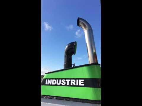 """Industrie diesel """"DE HOOP 2"""""""