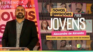 Conferência Pastoral para Jovens | Rodada de Perguntas |  Alexandre de Almeida