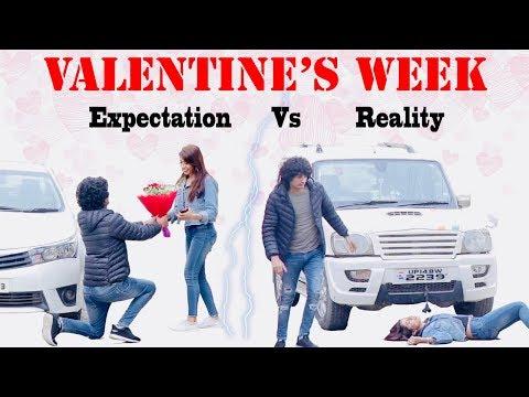 Valentine Week   Expectation Vs Reality   Valentine's Day Special   Ankush Kasana