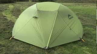 MSR Hoop 2 Person Tent - 4 Season, Backpacking, Lightweight Tent Thumbnail