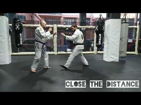 (UT) week 3 Brazilian jiu-jitsu fundamental techniques white to blue belt