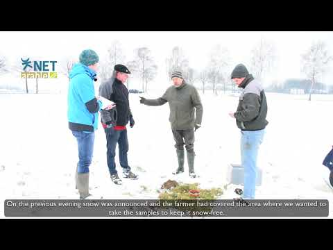 Presentation of the Farmer Innovation Group in Osnabrück (Germany)