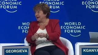 Davos 2019 - Global Economy in Transition