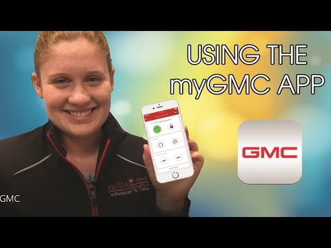 How To Use The Mygmc App Mills Motors Youtube
