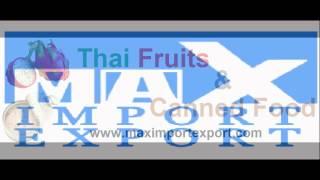 Export From Thailand Www.maximportexport.com +66855144144