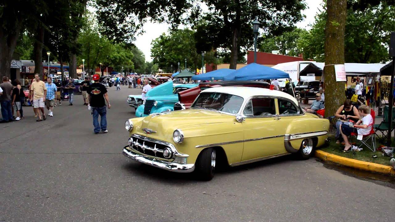 Car Show Fairgrounds