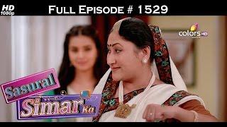 Sasural Simar Ka - 10th June 2016 - ससुराल सिमर का - Full Episode