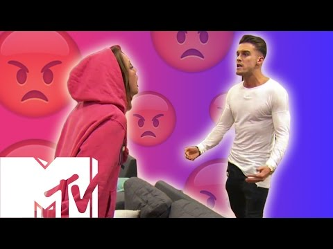 Watch Out Gaz! Psycho Char Is Back - Geordie Shore, Season 10 | MTV