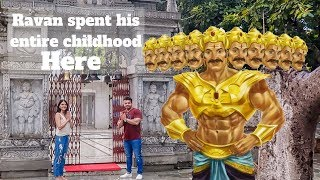Visiting Birthplace of Ravana | Flying Beast