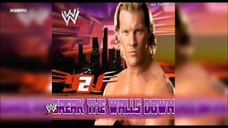 """WWE: """"Break The Walls Down"""" (Chris Jericho) [V4] Theme Song + AE (Arena Effect)"""