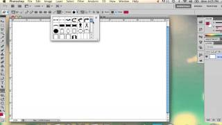 How to Draw Vector Swirls on Photoshop CS5 : Adobe Photoshop