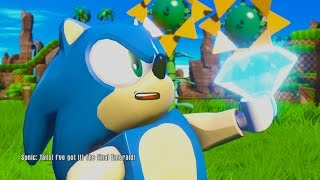 LEGO Sonic the Hedgehog FULL GAME gameplay - LEGO Sonic Level Pack