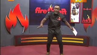 commentary position fire 4 fire on adom tv 20 6 18