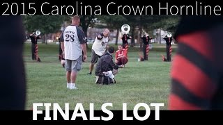 Carolina Crown 2015 Hornline - Championships Lot