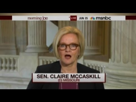 Claire McCaskill BEGS Sanders Supporters not to Primary her