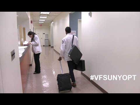 View from SUNY Optometry: What's it Like to be a Third Year OD Student
