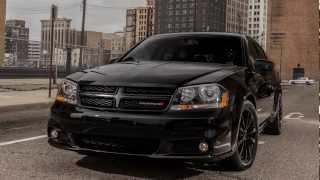Dodge Avenger Blacktop Edition 2013 Videos