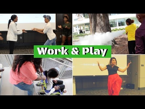 RA TRAINING VLOG (week #2) | Work & Play
