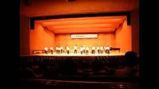 2016.5.31 第65回鹿児島県高等学校音楽祭 ビューグラーズ 砂の丘/White ...