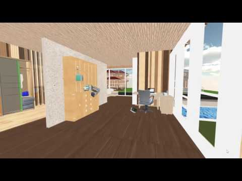 Pai-away: Virtual Reality Earthquake Simulation (Trailer)
