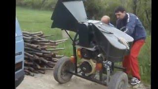 Mašina za  sečenje granja