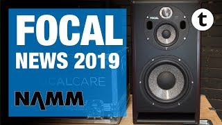 NAMM 2019 | New Focal Trio 11 BE Studio Monitors | Thomann