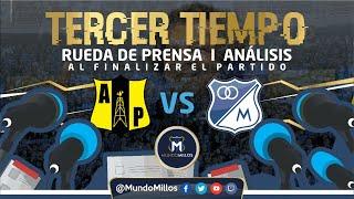 Tercer Tiempo: Alianza 2(4)-(3)2 MILLONARIOS | Rueda de prensa y análisis Octavos Copa | EN VIVO