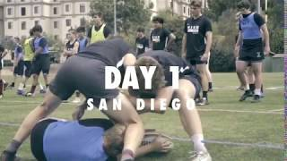 NIKE Rugby Camps San Diego Day 1 2018