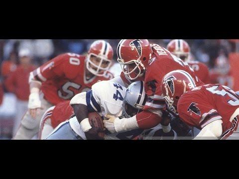 1980 WK 18 NFC Division Playoff Dallas Cowboys (13-4) @ Atlanta Falcons (12-4) Duel In Dixie
