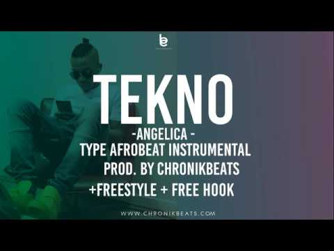 Afrobeat instrumentals Tekno x Wizkid x Patoranking Type