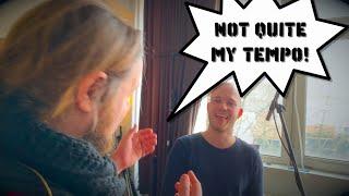 """Not quite my tempo!""   Versengold TV Folge 106   März 2020"