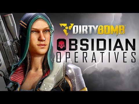 Dirty Bomb: Obsidian Operatives - Aimee