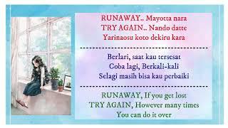 AZU  - FOR YOU LYRIC (Sub Indonesia + English)