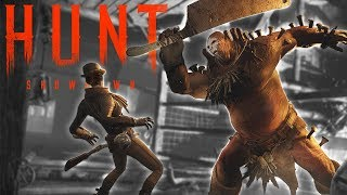 Hunt Showdown - Hunting & Killing The BUTCHER - Battle Royale Boss Hunting - Hunt Showdown Gameplay
