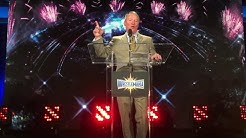 Orlando Mayor Buddy Dyer talks about the spectacle of WrestleMania