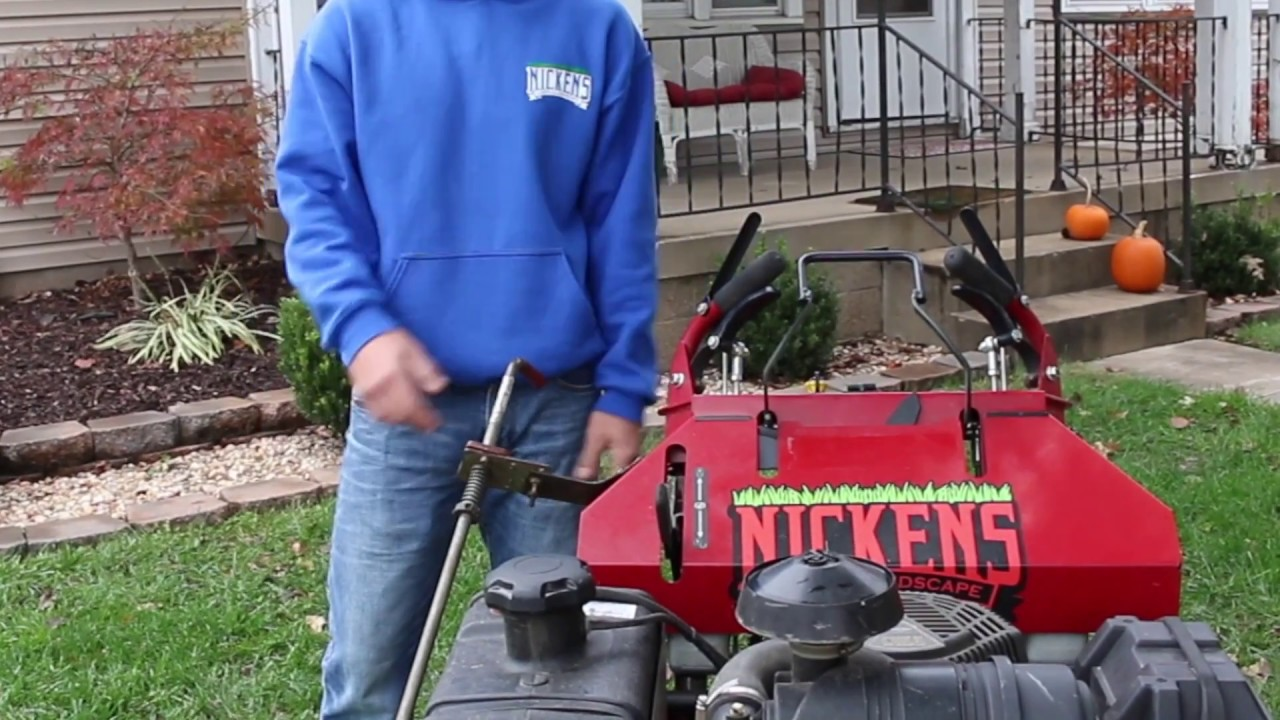 Ferris FW35 Review, Make More Money Mowing Grass