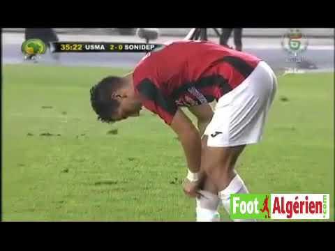 Ligue des champions africaine (tour préliminaire retour) : USM Alger 3 - 1 AS Sonidep