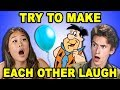 Try To Make Each Other Laugh Challenge #4 (React)