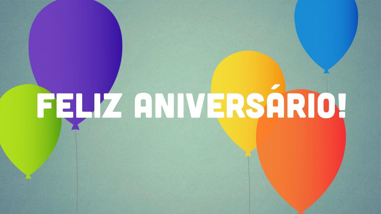 Feliz Aniversário E Muitos Anos De Vida