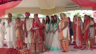Sikh Destination Wedding | Moon Palace Cancun Mexico | Highlights Overview