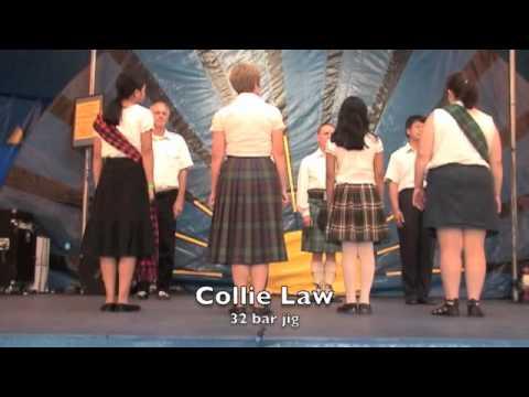 Clark County Fair Scottish Dance Performance - August 7 2011