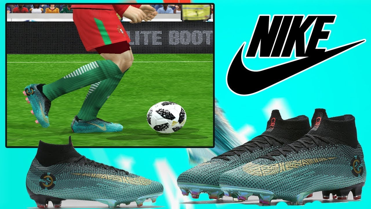 [PES6] - Nike Mercurial CR7 Chapter 6 Born Leader