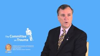 Dr. Leonard Weireter, Jr. on the Value of the Trauma Quality Improvement Program, Part II