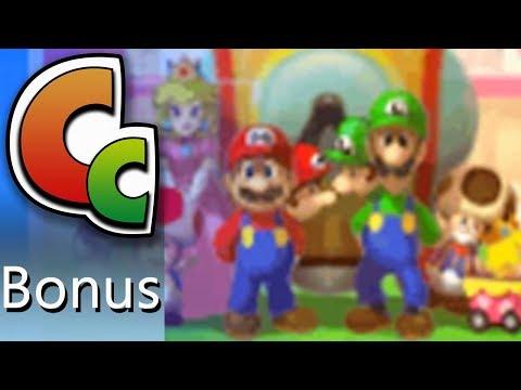 Mario & Luigi: Partners In Time – Bonus Episode