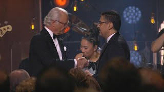 Baixar The King of Sweden awards the Polar Music Prize to Afghan National Institu - Polar music prize (TV4)