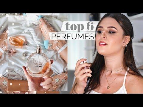 Top 6 MELHORES PERFUMES que já usei! | Lorrine Mondin
