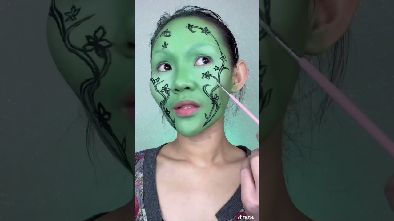 Makeup Inspired by Zodiac Signs | Taurus Tiktok Makeup Tutorial #makeup #zodiac #aiveekate