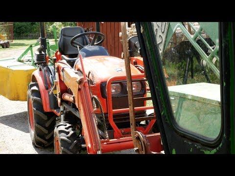 Small Tractor vs Big Tractor - 동영상